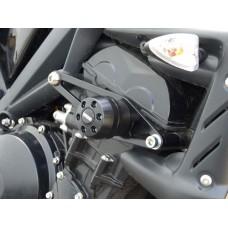 Street Triple 675/R 2007-2012  Triumph paire de tampons de protection moto Triumph