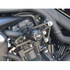 Speed Triple 1050/R 2011- Triumph paire de tampons de protection moto Triumph