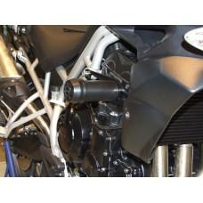 Thruxton 1200 2016-  Triumph paire de tampons de protection moto Triumph