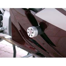 FJR 1300 2006-2012 70mm  Yamaha ; 2 tampons de protections carter moto
