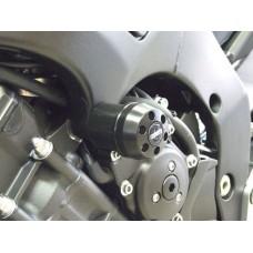 FZ 8 / Fazer 2010-2014 YAMAHA 2 tampons de protections carter moto X pads