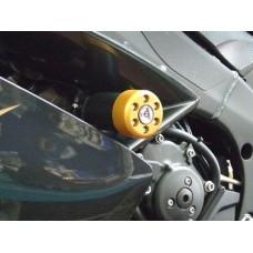 R1 2007-2008 Yamaha Paire des tampons-patins de protections carter Moto Yamaha
