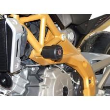 SL 750 Shiver Aprilia 2 Tampons protections carter moto