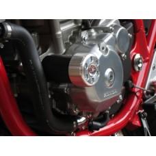 CB 1300 2003 - 2013 paire tampons de des protections carter Moto Honda